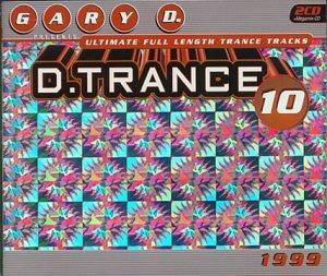 Gary D. Presents D.Trance 10 - Cover