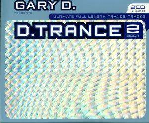 Gary D. Presents D.Trance 2/2001 - Cover