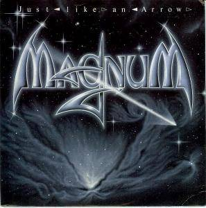 Magnum: Just Like An Arrow - Cover