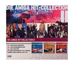 Cover - Regine Dobberschütz: Amiga Hit-Collection II, Die