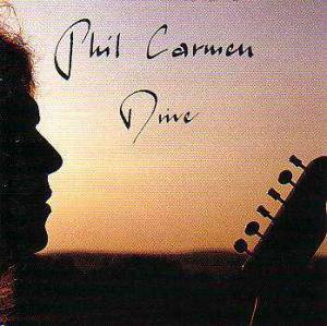 Cover - Phil Carmen: Drive