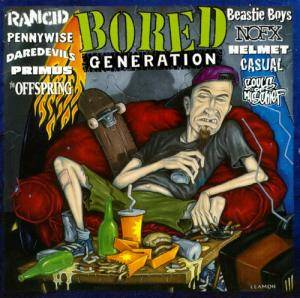 Bored Generation - Cover