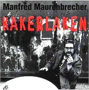 Cover - Manfred Maurenbrecher: Kakerlaken