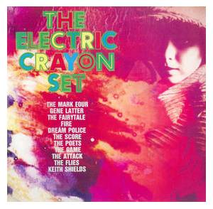 Cover - Fairytale, The: Electric Crayon Set, The