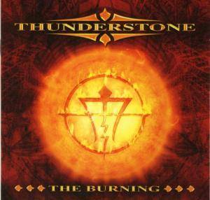 Thunderstone: Burning, The - Cover