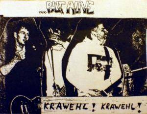 ...But Alive: Krawehl! Krawehl! - Cover