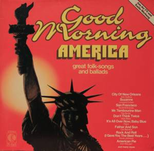 Cover - Dave Loggins: Good Morning America
