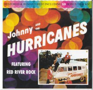 Johnny And The Hurricanes: Red River Rock - Cover