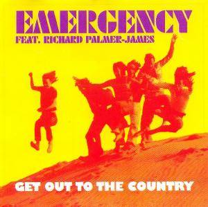 Emergency: Get Out To The Country - Cover