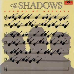 The Shadows: Change Of Address - Cover