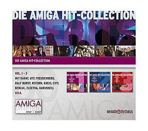 Cover - Regine Dobberschütz: Amiga Hit-Collection, Vol. 1, Die