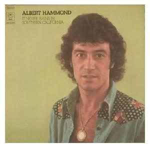 Albert Hammond: It Never Rains In Southern California - Cover