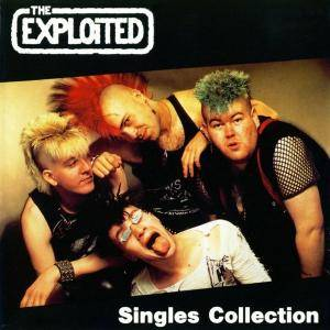 The Exploited: Singles Collection - Cover