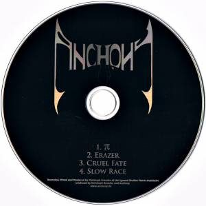 Anchony: Anchony (Mini-CD / EP) - Bild 3