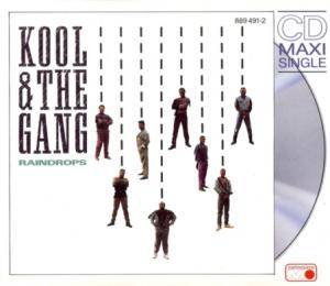 Kool & The Gang: Raindrops - Cover