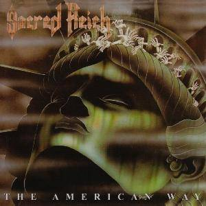 Sacred Reich: American Way, The - Cover