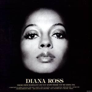Diana Ross: Diana Ross - Cover