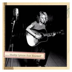 Cover - Shelby Lynne: Suit Yourself