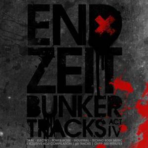 Cover - [X]-RX: Endzeit Bunkertracks [Act IV]