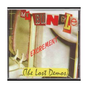 Cover - Mr. Bungle: Excrement (The Lost Demos)