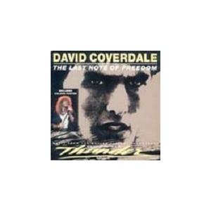 Cover - David Coverdale: Last Note Of Freedom, The
