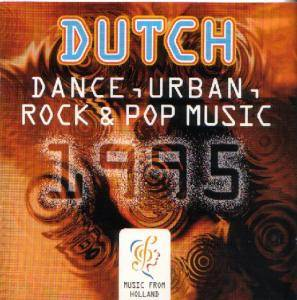 Cover - Quadripart: Music From Holland - Dutch, Dance, Rock & Pop Music