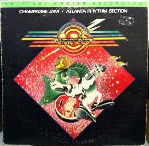 Atlanta Rhythm Section: Champagne Jam - Cover