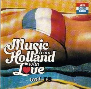 Cover - Nadieh: Music From Holland With Love - Vol. 18