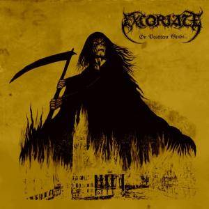 Excoriate: On Pestilent Winds... - Cover