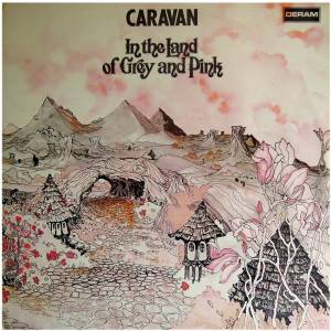 Caravan: In The Land Of Grey And Pink - Cover