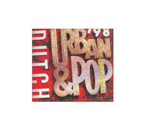 Cover - Ro & Paradise Funk: Dutch Rock & Pop Institute 1998 - Dutch Urban & Pop '98