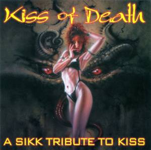 Cover - Crematorium: Kiss Of Death - A Sikk Tribute To Kiss