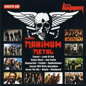 Cover - Various Artists/Sampler: Metal Hammer - Maximum Metal Vol. 137