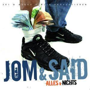 Jom & Said: Alles Oder Nichts - Cover
