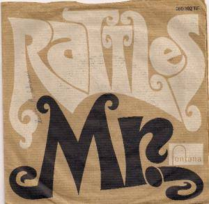 The Rattles: Mr.... - Cover