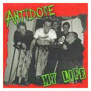 Antidote: My Life - Cover