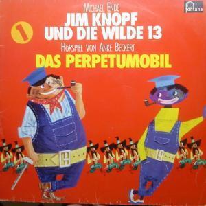 jim knopf und die wilde 13: 01 das perpetumobil 1975