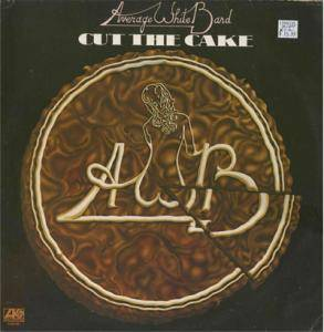 Cover - Average White Band: Cut The Cake