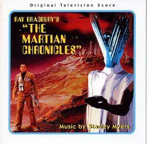Cover - Stanley Myers: Martian Chronicles, The
