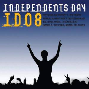 ID08 Independents Day - Cover