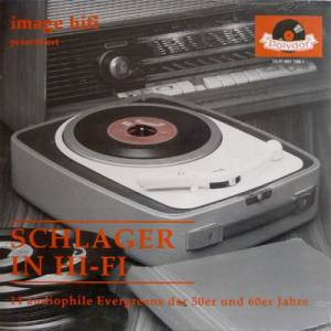 Schlager In Hi-Fi - Cover