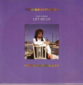 Cover - Jeff Lynne: Lift Me Up