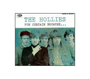 Cover - Hollies, The: For Certain Because...