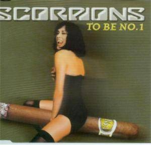 Scorpions: To Be No. 1 - Cover