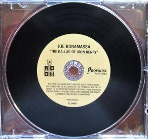 Joe Bonamassa: The Ballad Of John Henry (CD) - Bild 2