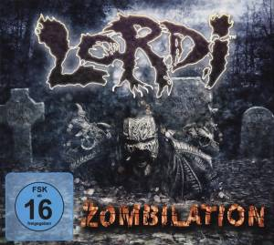Lordi: Zombilation - The Greatest Cuts - Cover