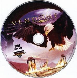 Place Vendome: Streets Of Fire (CD) - Bild 3