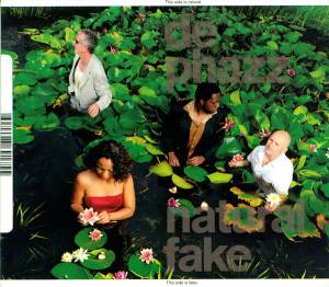 De-Phazz: Natural Fake - Cover