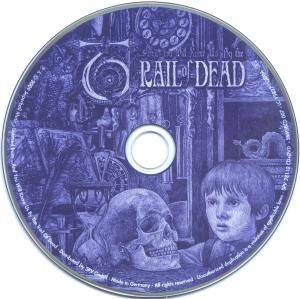 ...And You Will Know Us By The Trail Of Dead: The Century Of Self (CD + DVD) - Bild 4