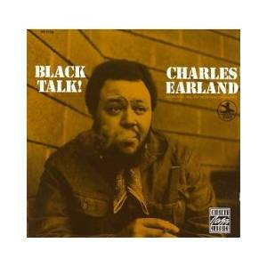 Charles Earland: Black Talk! - Cover